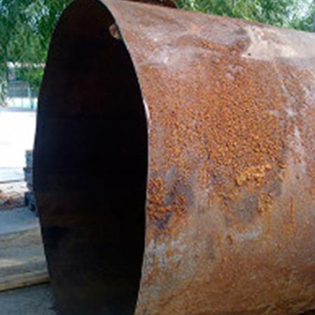 Inertización de los depósitos de combustible