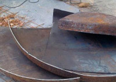 Inertización tanque de gasóleo