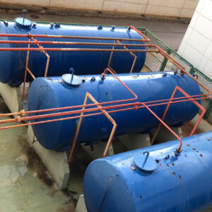 Reparación de tanques de combustible