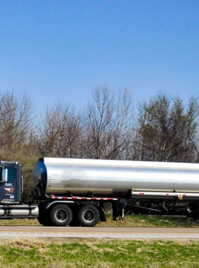 tanques móviles de combustible