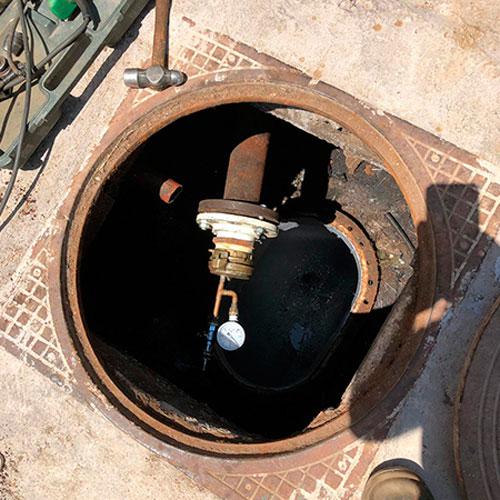 mantenimiento tanques de gasoil