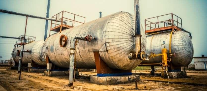 El reciclado de los tanques de combustible