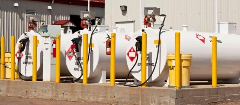 Cómo escoger un depósito de combustible